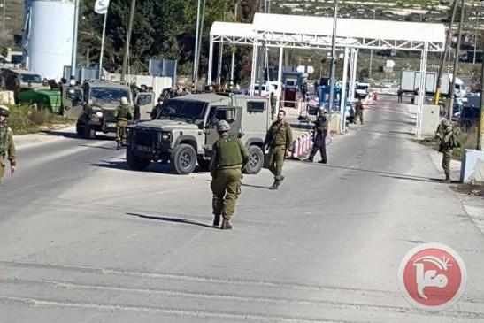 Pasukan Israel Tutup Dua Jalan di Ramallah