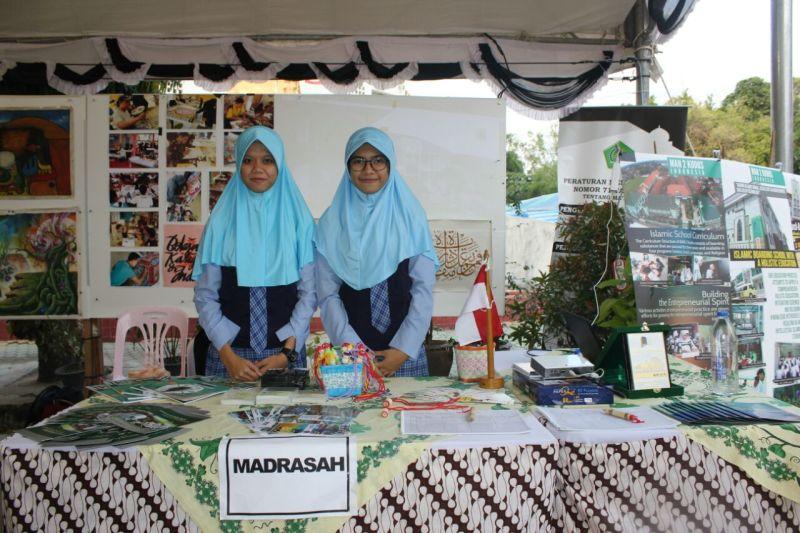 MAN 2 Kudus Perkenalkan Madrasah Berbasis Riset di Thailand