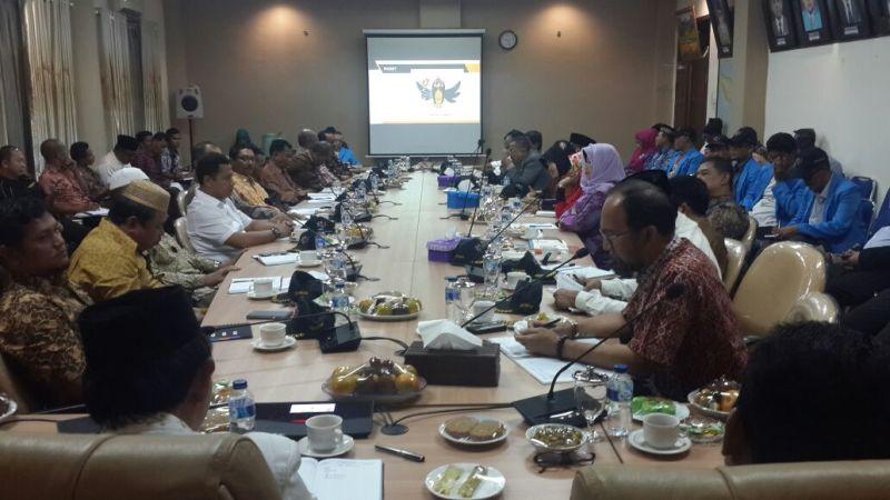 Aceh Jadi Tuan Rumah Pekan Ilmiah PTKI 2017