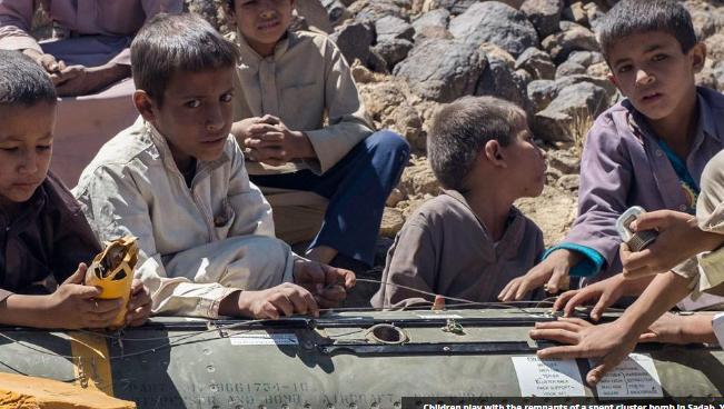 UNHCR : 53 persen Pengungsi Yaman adalah Anak-anak