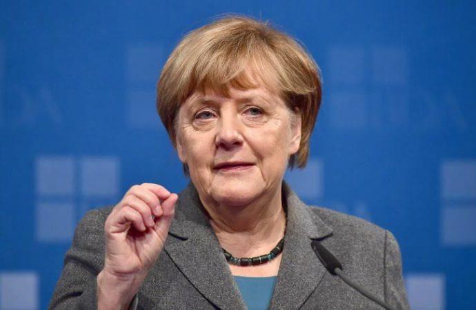 Jerman Dukung Serangan AS, Inggris dan Perancis