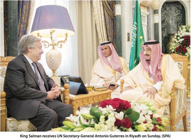 Sekjen PBB: Arab Saudi Pemain Kunci Perangi Teror