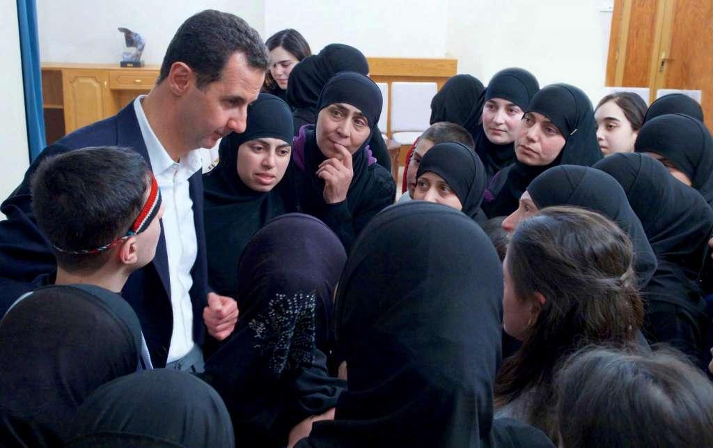 Pemerintah Suriah Tukar Tawanan dengan Oposisi