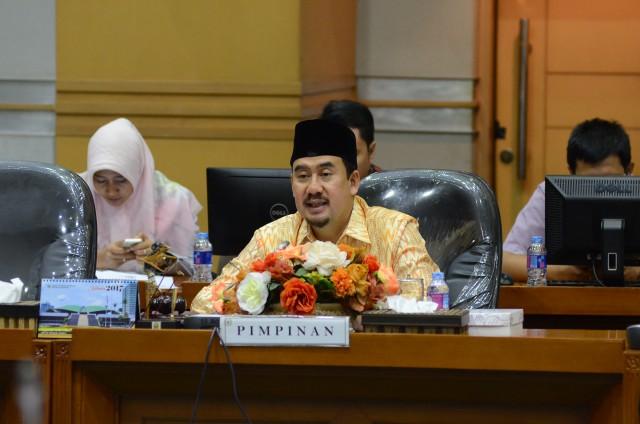 Komisi VIII : Pembinaan Kesehatan Jamaah Haji Sejak Pedaftaran