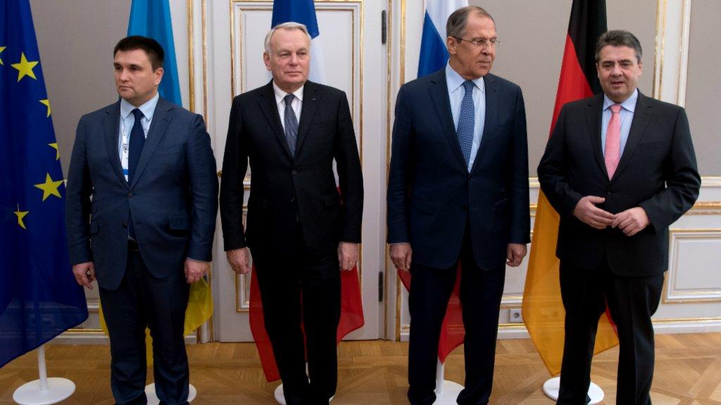 Rusia Umumkan Gencatan Senjata Baru di Ukraina Timur