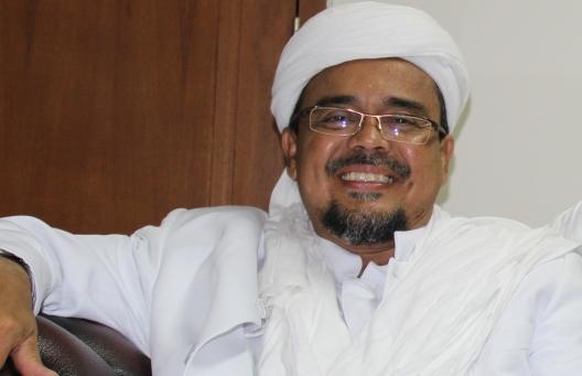 Polisi Akan Panggil Habib Rizieq Sepulang Umroh