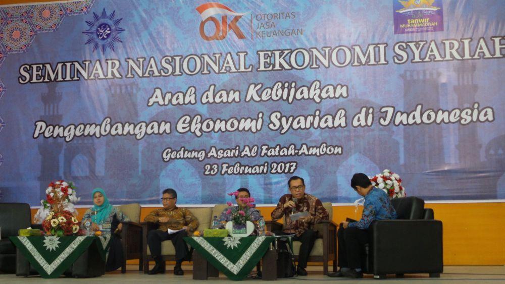 Muhammadiyah Selenggarakan Seminar Nasional Ekonomi Syariah