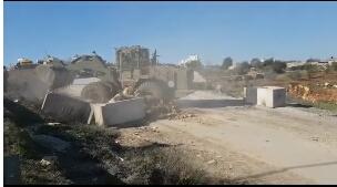 Pasukan Israel Kembali Buka Jalan Utama Betlehem