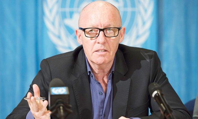 PBB Prihatin Tentang Warga Sipil yang Terjebak Pertempuran di Pantai Yaman