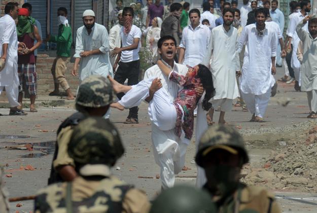 Uni Eropa: Pelanggaran HAM di Kashmir Harus Diselesaikan oleh Lembaga India