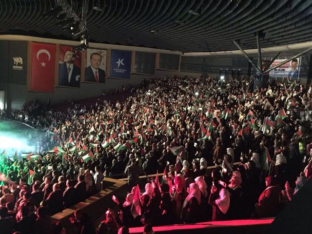 Pertama Kali Diaspora Palestina Adakan Konferensi Dunia