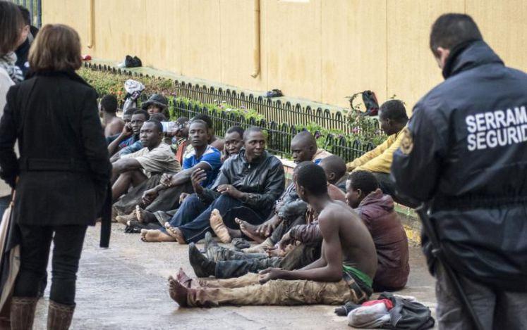 MSF: Lebih 100 Migran Ditembak Pedagang Manusia Libya