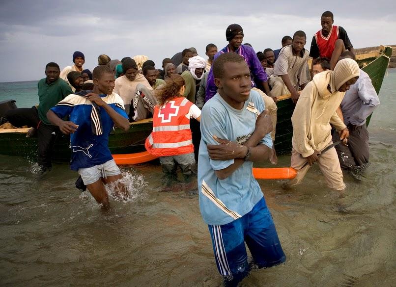 Tunisia Temukan 21 Mayat Imigran di Laut