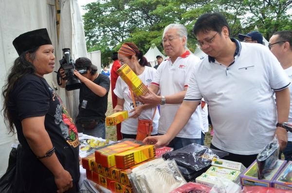 Menperin: Perluas Pasar IKM Melalui E-Commerce