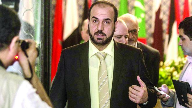 Oposisi Suriah Tuding Negara Sekutu Assad Kendala Terbesar