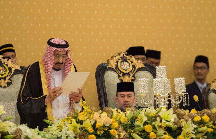 DMI Nilai Kunjungan Raja Salman Punya Nilai Strategi
