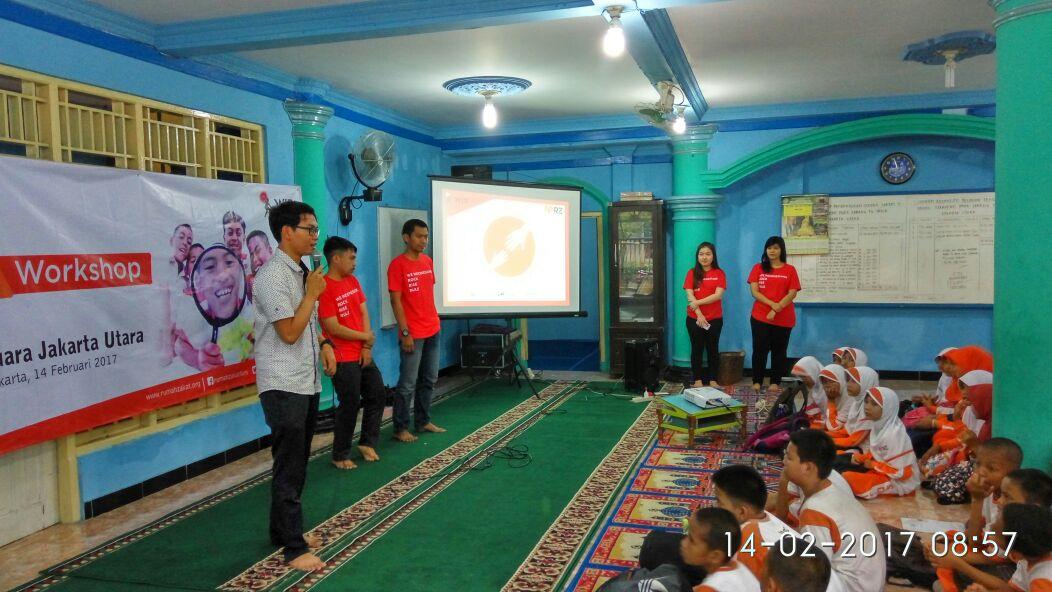 RZ Adakan Fun Workshop Bersama Para Trainer Rock Rise Aule