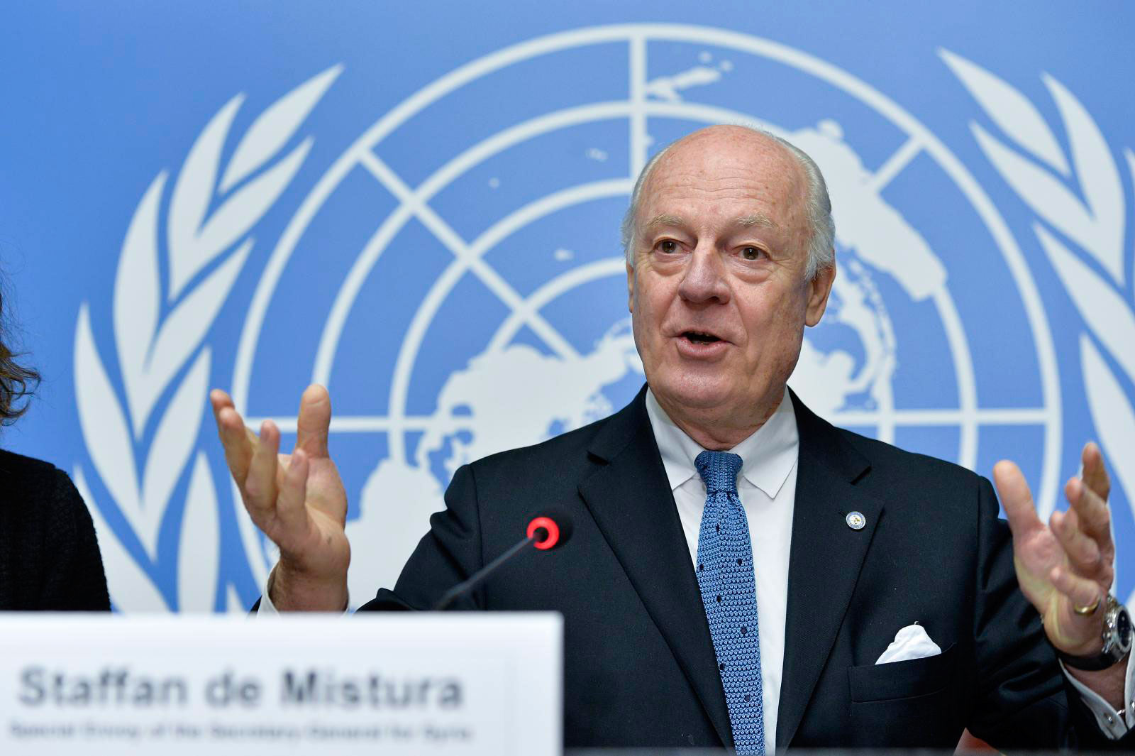 Utusan PBB Ultimatum Oposisi Suriah