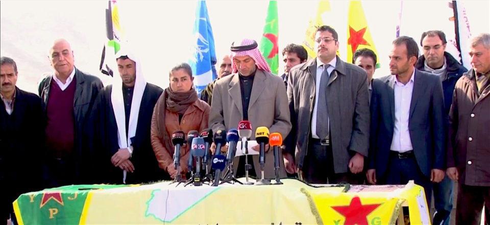 Suku Arab di Raqqa Dukung SDF Kurdi Perangi ISIS