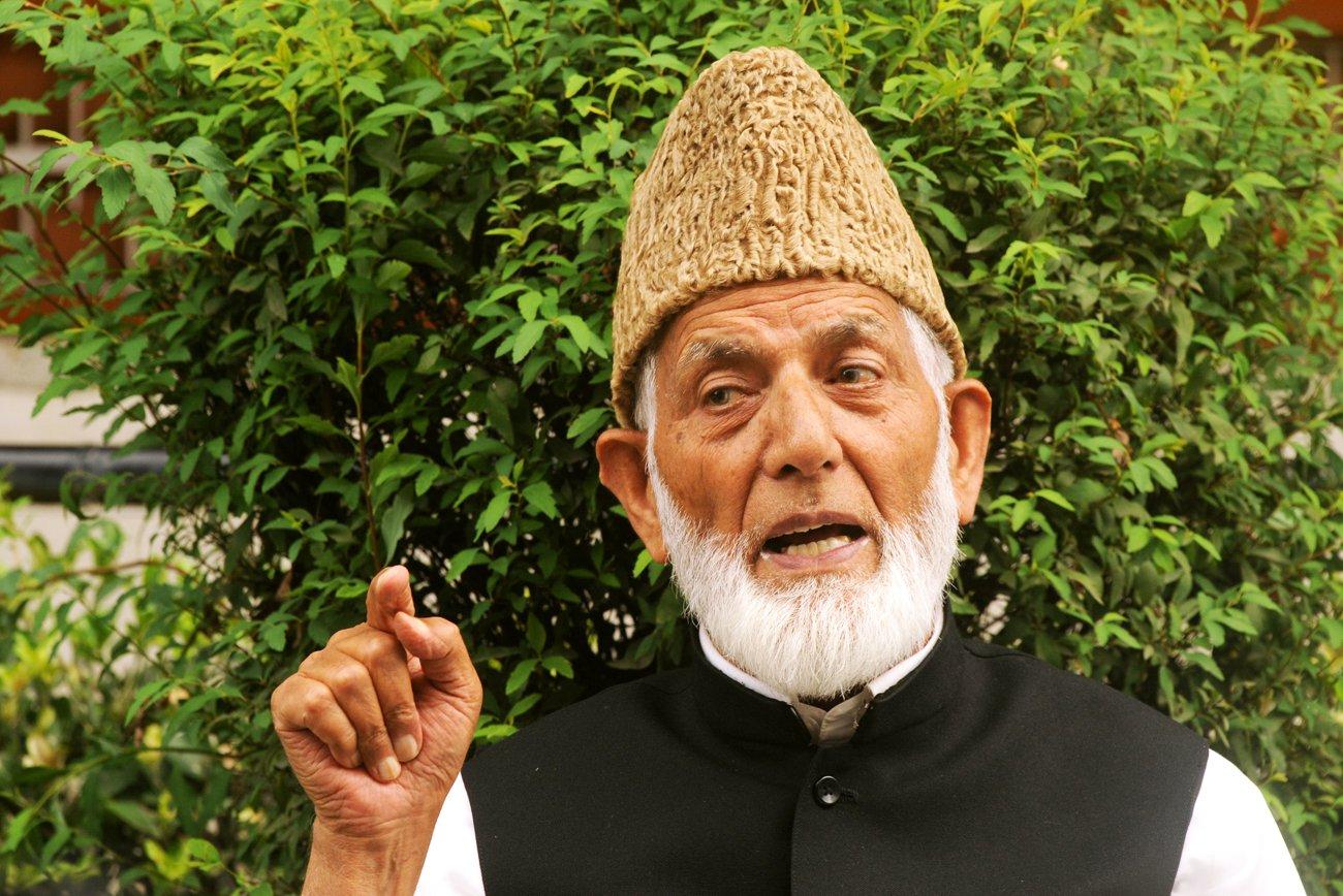 Geelani: Resolusi PBB Dapat Atasi Krisis Kashmir