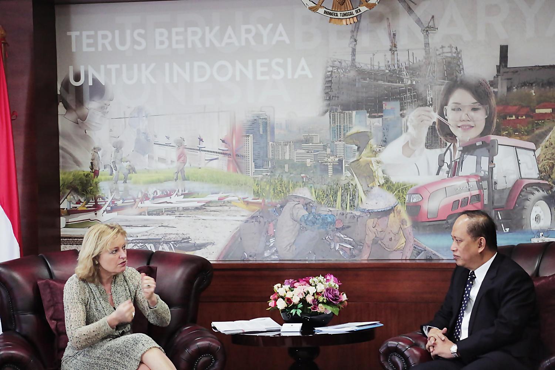Indonesia-Belanda Jalin Kerjasama Riset dan Pendidikan Tinggi