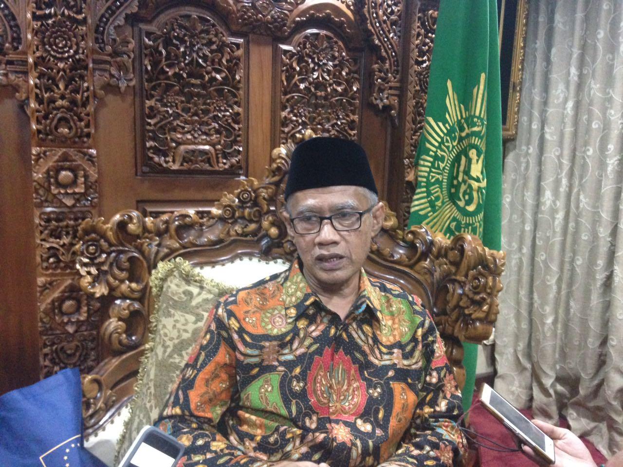 Muhammadiyah Sampaikan Belasungkawa untuk Korban Gempa Lombok
