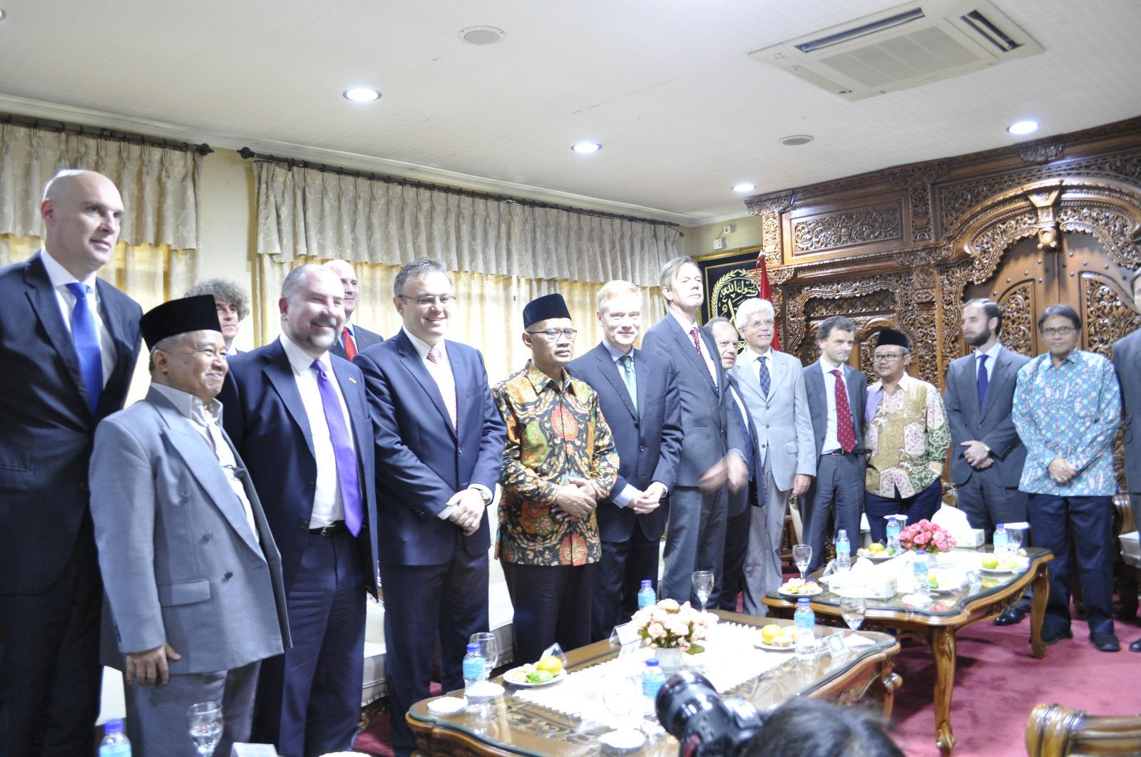 Uni Eropa Tabayyun Tentang Perkembangan Islam di Indonesia Akhir-Akhir Ini