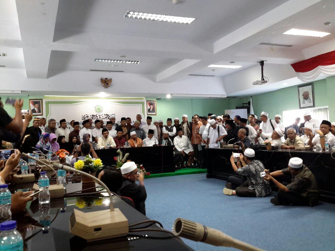 GNPF MUI Tuntut Ahok Ditahan Selama Proses Hukum