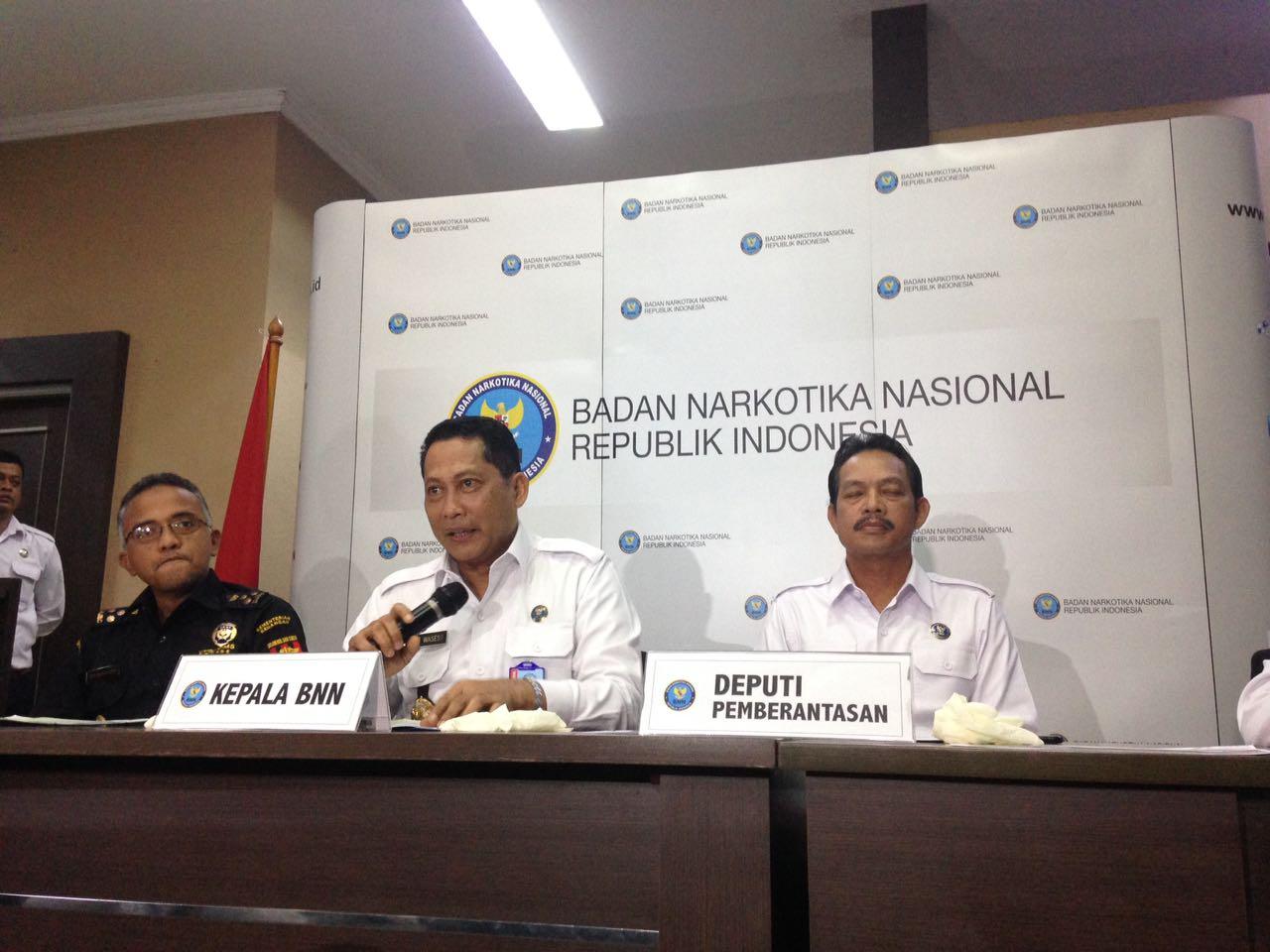 Pada 2017, BNN Rehabilitasi 1.523 Pengguna Narkoba