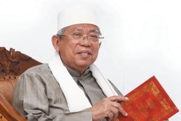 Ma'ruf Amin Pastikan Mundur dari MUI Saat Dilantik Jadi Wapres