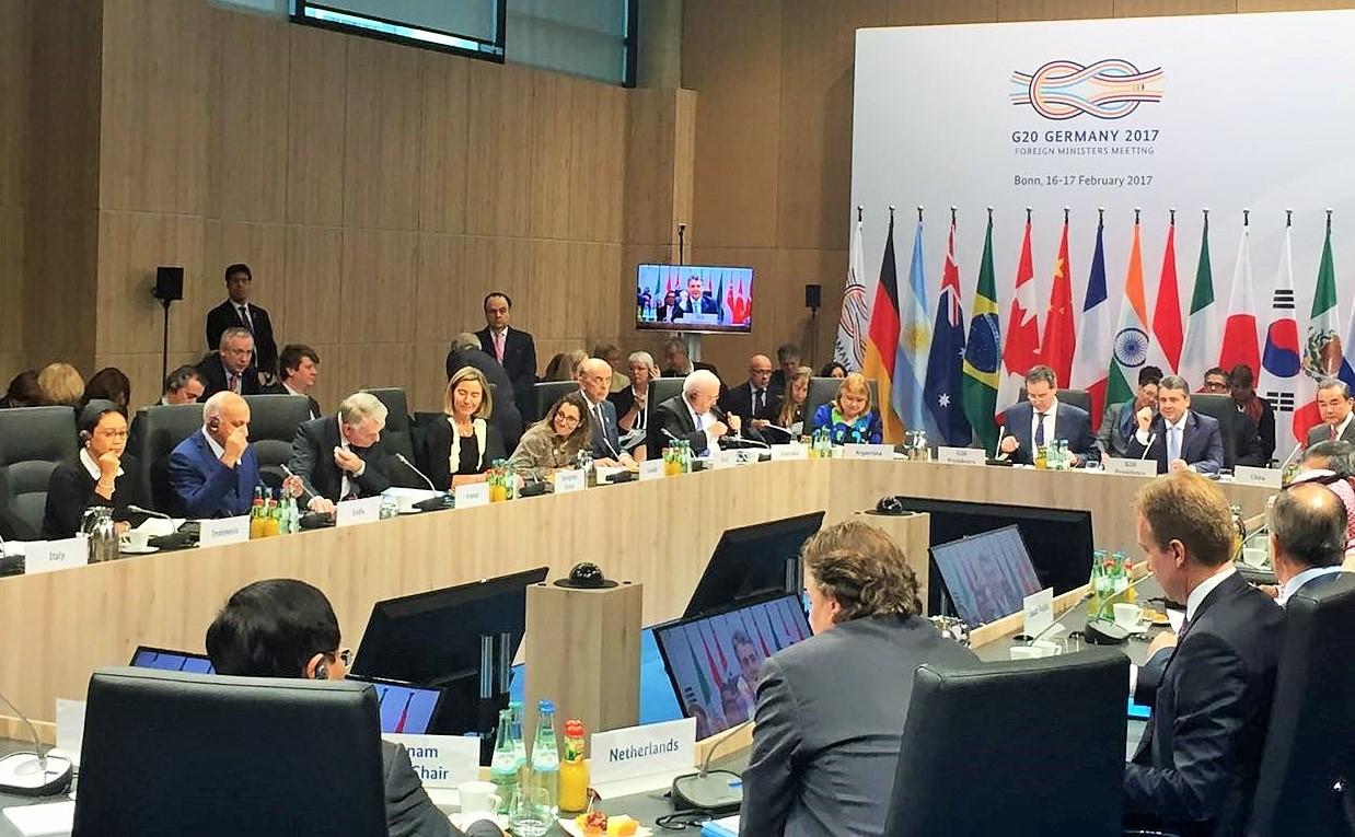 Indonesia – Jerman Tekankan Pentingnya Kerja Sama Multilateral