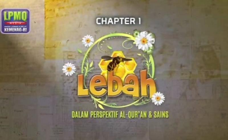 LPMQ Kemenag Rilis Film Lebah dalam Perspektif Al-Qur'an dan Sains