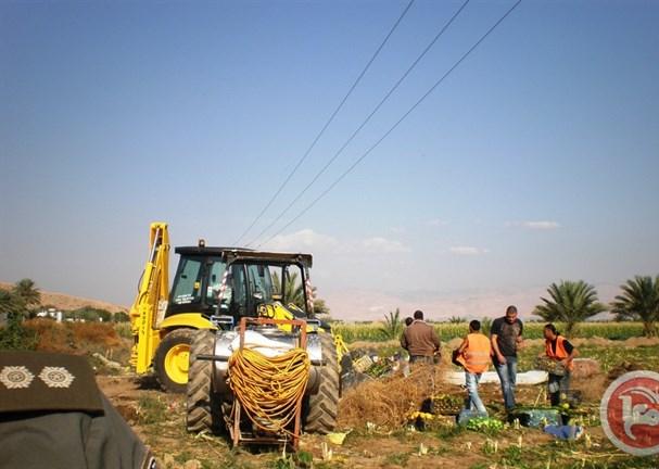 Pasukan Israel Hancurkan Pipa Air di Lembah Yordan Yang Didanai UNICEF