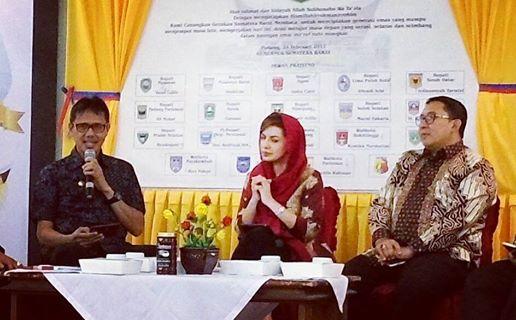 Irwan Prayitno: Al-Quran Memberikan Motivasi Untuk Membaca
