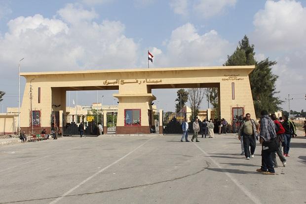 Mesir Kembali Tutup Rafah Setelah Buka Sehari