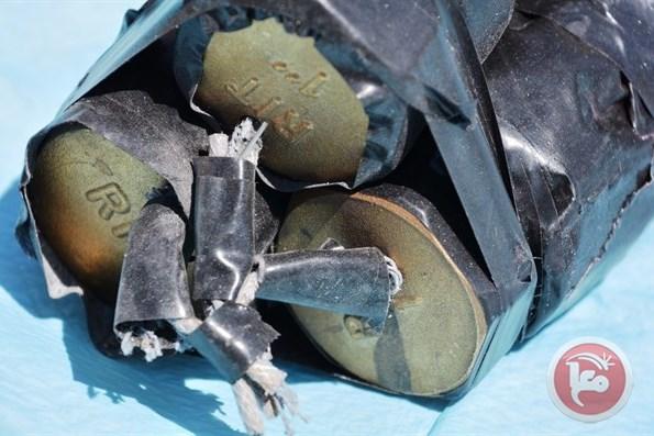 Polisi Palestina Non Aktifkan Satu Ton Artileri Israel Yang Tidak Meledak