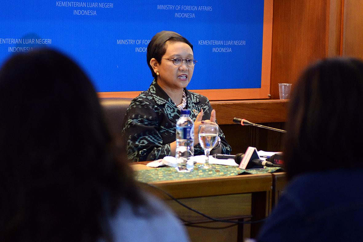 Menlu : Indonesia Melihat Pentingnya Kerjasama Negara-negara Lingkar Luar Samudra India