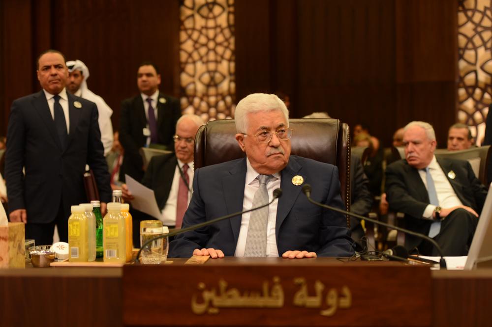 Presiden Palestina Lakukan Pembicaraan dengan Sisi di Kairo