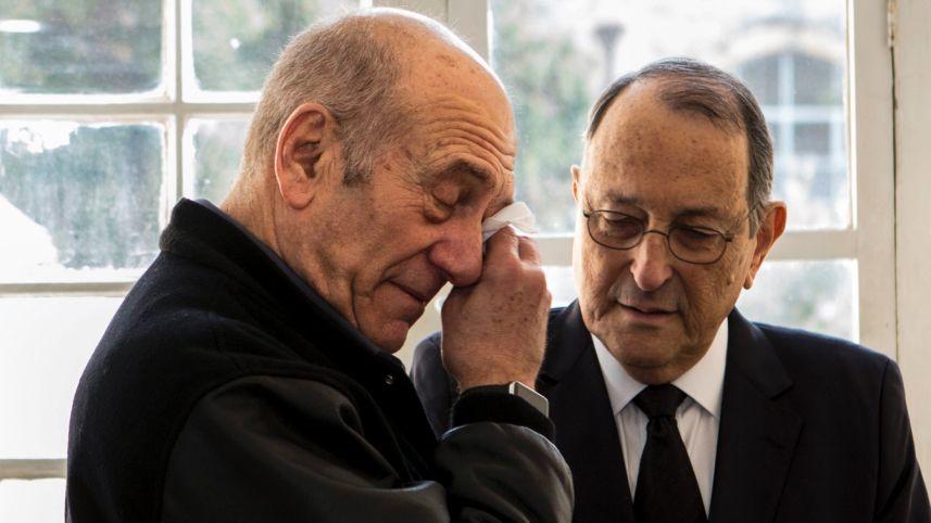 Presiden Israel Tolak Ampuni Ehud Olmert