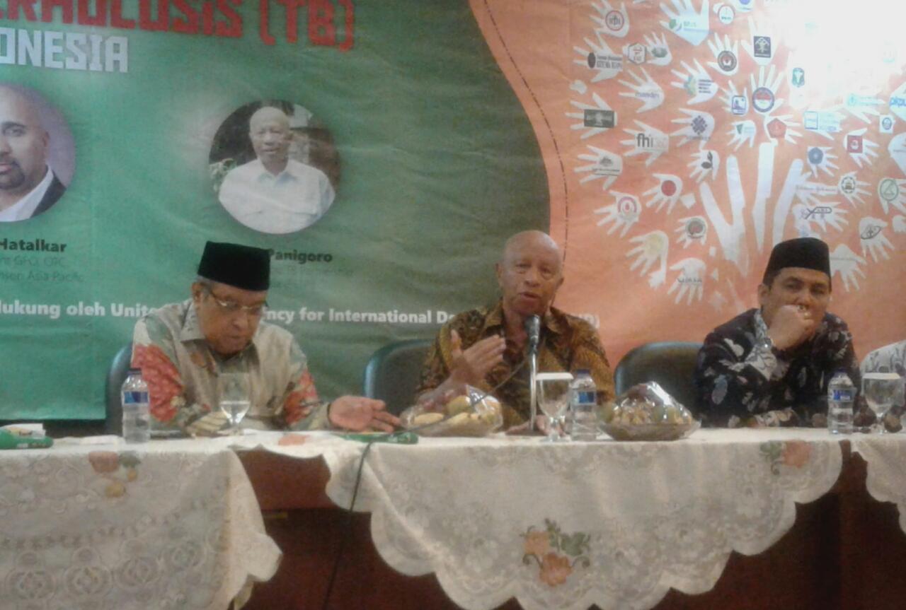 Ketua FSTPI: Penyakit Menular Tuberkulosis Masih Mengancam Indonesia
