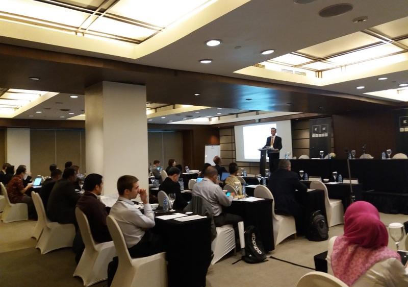 Regulasi Jaminan Produk Halal Jadi Topik Bahasan Forum Global