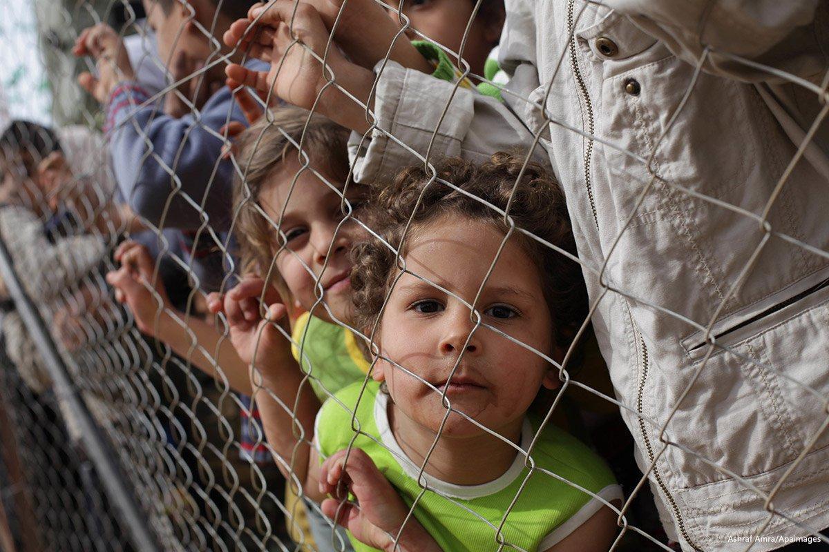 Tahanan Palestina Protes Pemindahan 60 Tahanan Anak ke Penjara Damoun