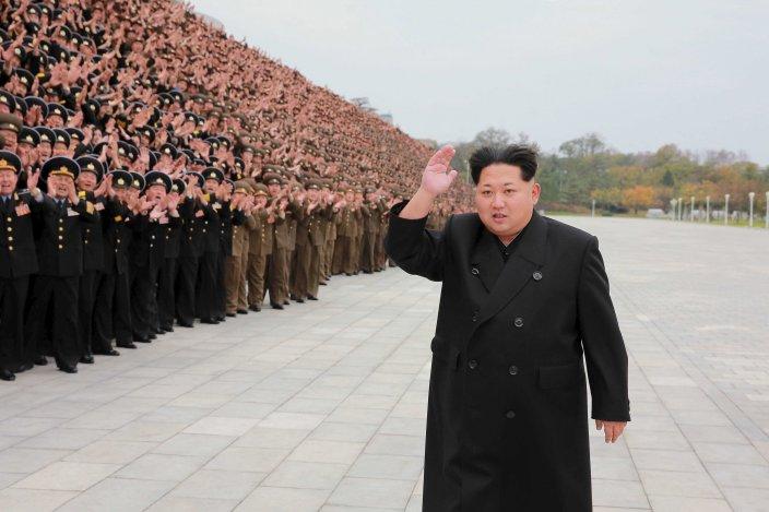 AS: Semua Opsi di Atas Meja untuk Tangani Korea Utara