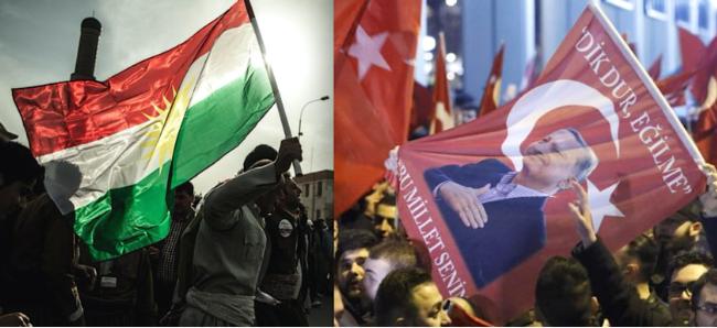 Organisasi Kurdi Belanda Seru Pemerintah Lawan Turki
