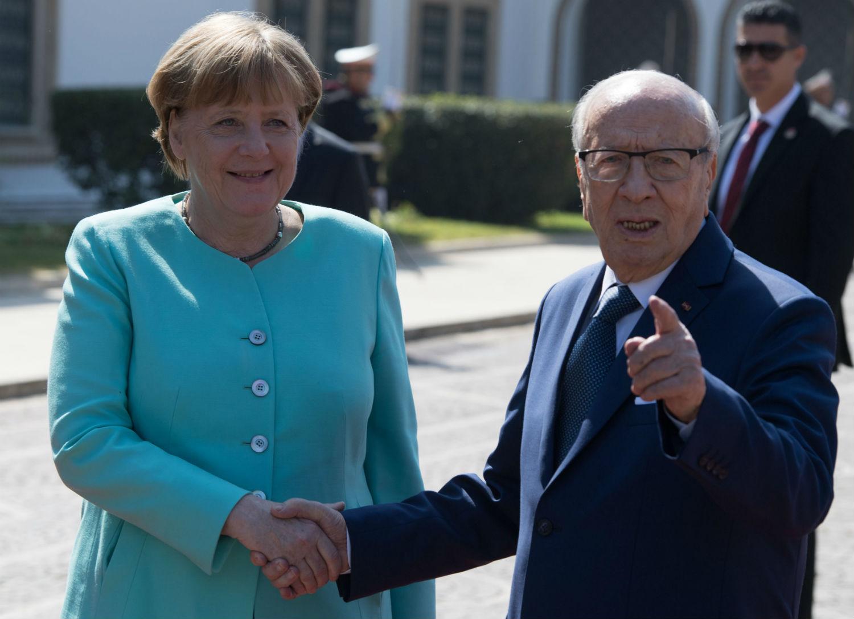 Tunisia-Jerman Capai Kesepakatan Atasi Imigran Ilegal