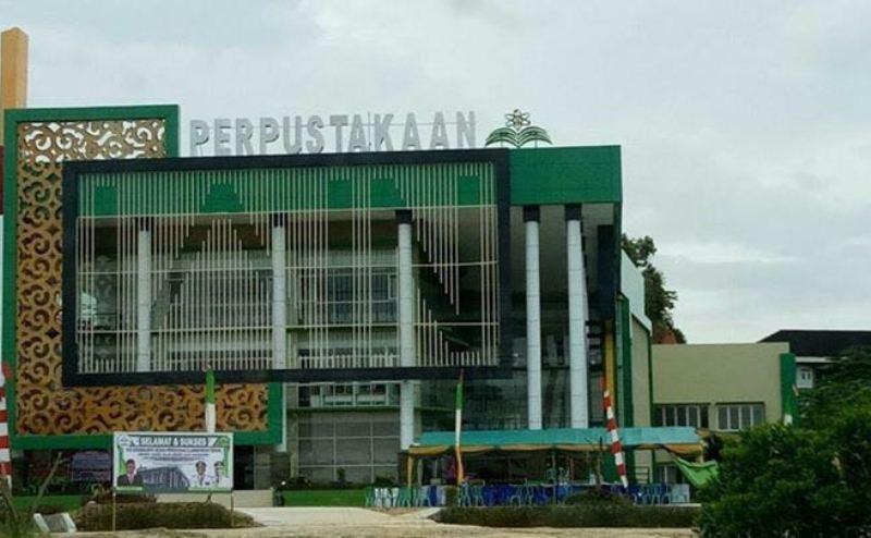 Perpustakaan Megah di IAIN Samarinda