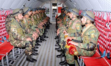 Militer Mesir Akan Latihan Bersama Masing-masing Dengan Bahrain, UEA