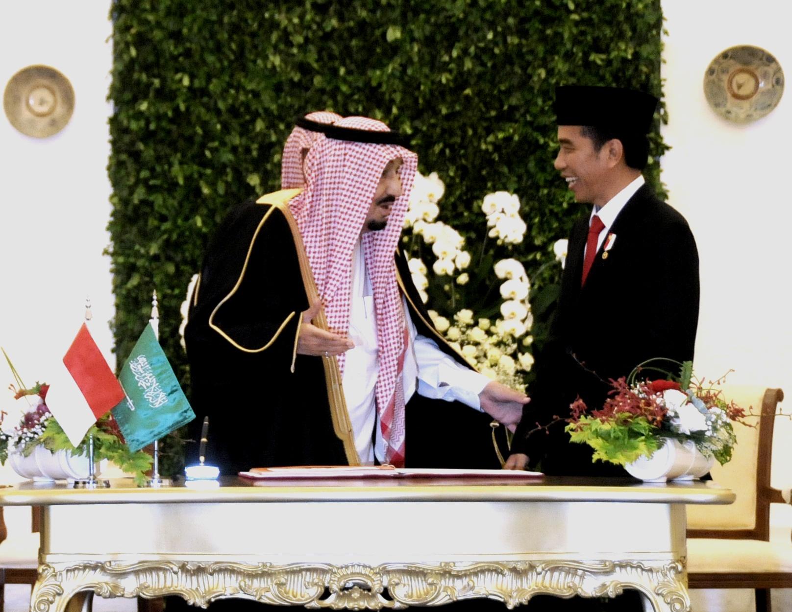 Raja Salman Harapkan Kunjungannya Berikan Kontribusi Peningkatan Hubungan RI–Saudi