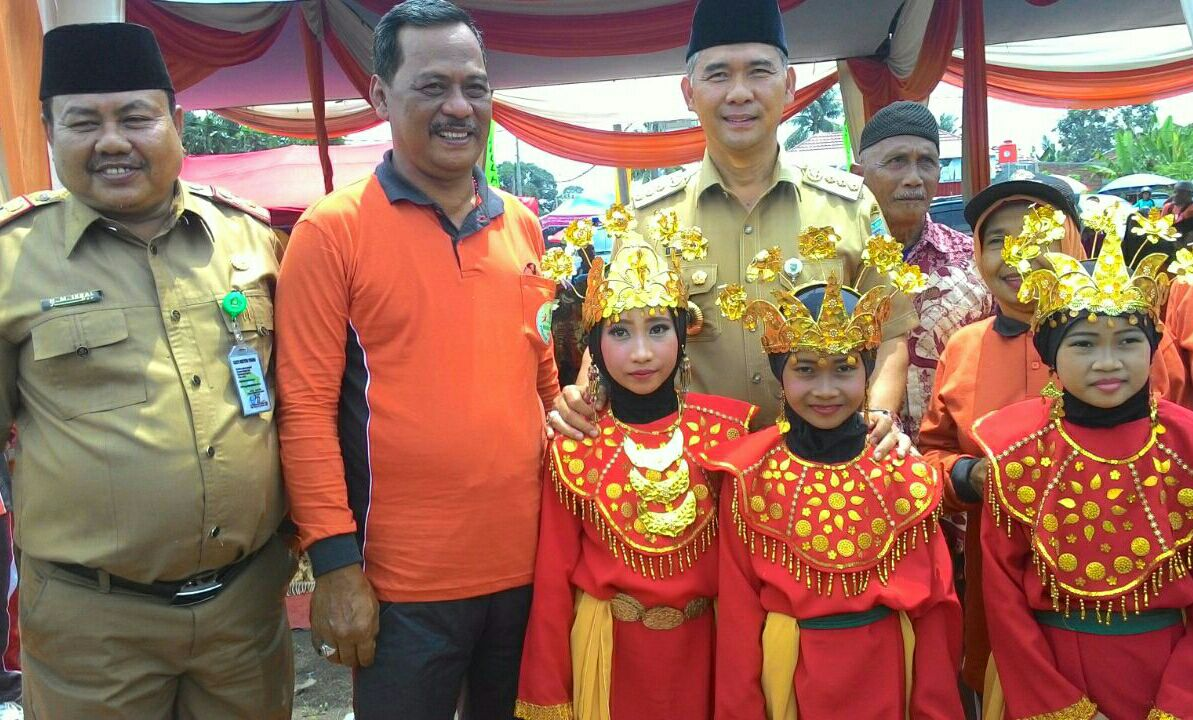 Walikota Jambi Buka AKSIOMA Madrasah Ibtidaiyah Tingkat Kota Jambi 2017