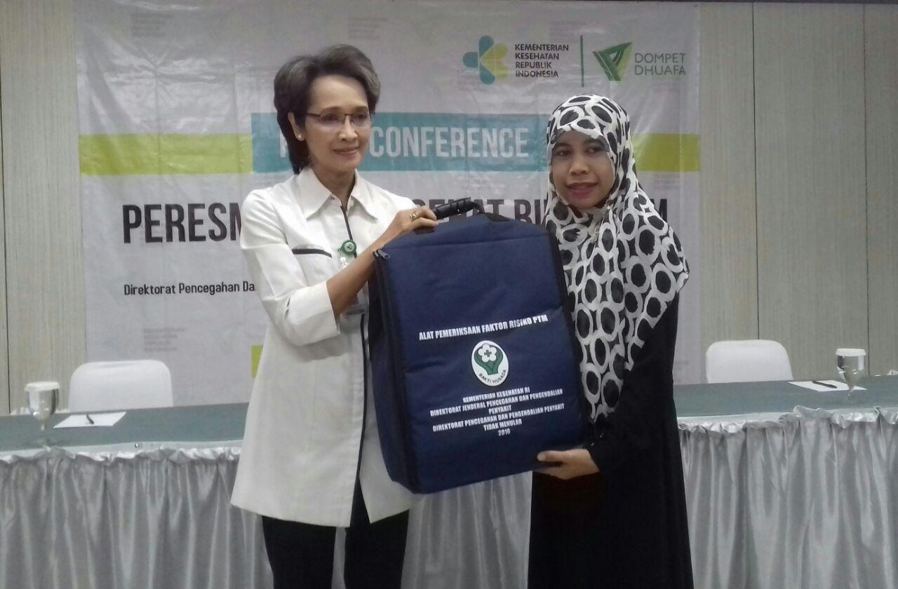 Posbindu PTM, Upaya Edukasi dan Pemberdayaan Masyarakat Bidang Kesehatan
